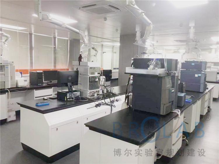 不同行业实验室建设功能区域划分标准