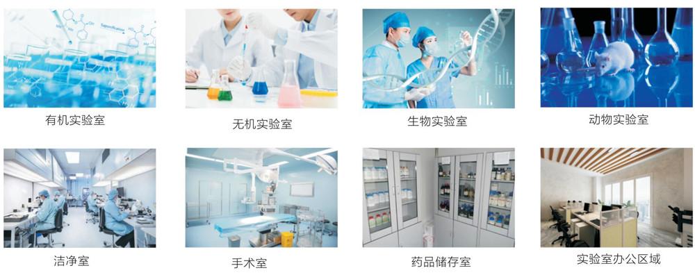 实验室废气净化处理装备