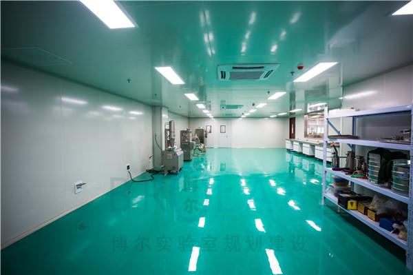 专业实验室建设-食品检验实验室设计规划