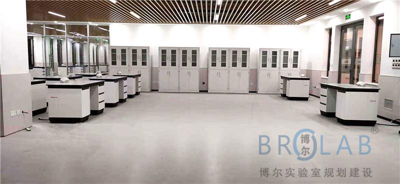 交大机械学院实验室建设
