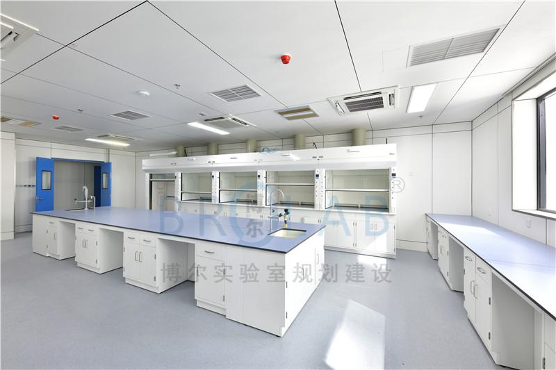 微生物实验室建设关于洁净室布局与检测方式