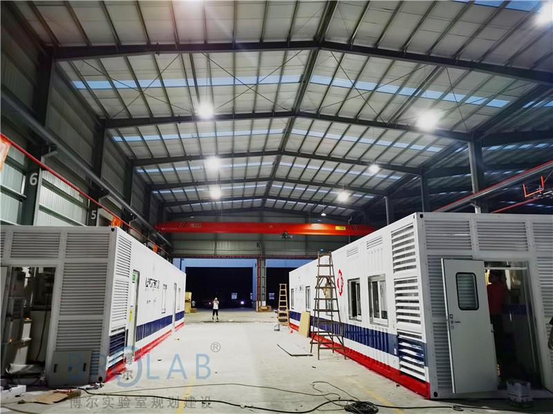 方舱实验室厂家 可移动核酸检测实验室 方舱发热门诊