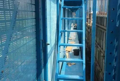建筑全钢爬架 防护爬架厂家