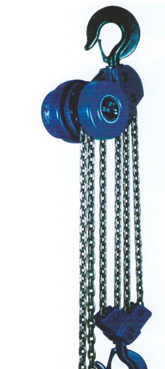 环链电动葫芦DHH型  重量轻 结构紧凑