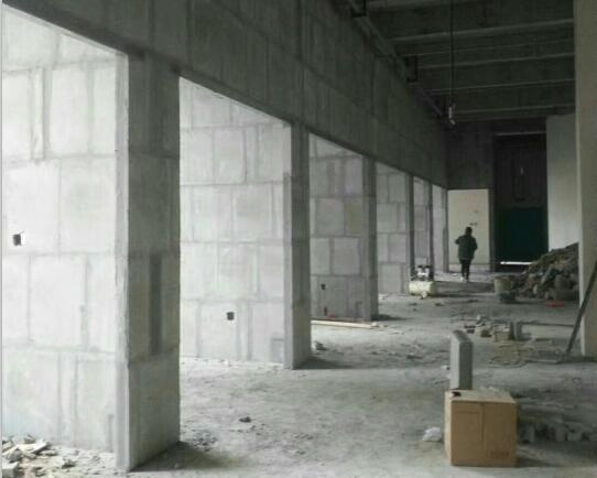绵阳轻质隔墙板案例展示