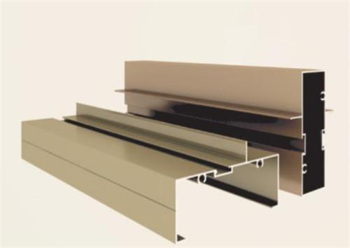 湖北建筑铝型材生产