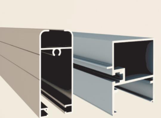 湖北建筑鋁型材生產