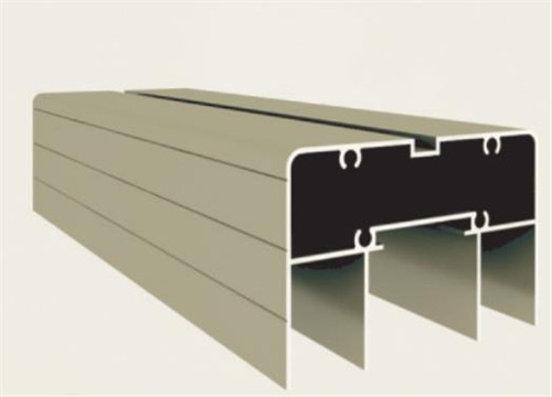湖北陽極氧化著色建筑鋁型材