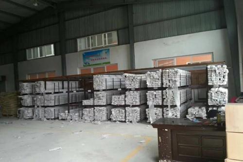 湖北工業鋁型材銷售