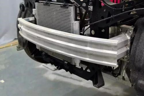 铝合金汽车防撞梁