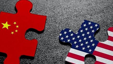 今日,新一輪中美經貿磋商在華盛頓舉行,同意共同朝.終達成協議的方向努力。