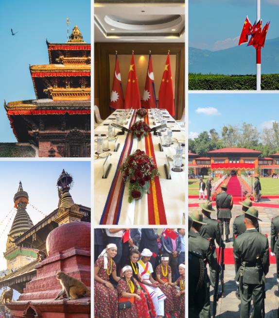 """习近平首次访问尼泊尔,""""合作""""成为亮点"""