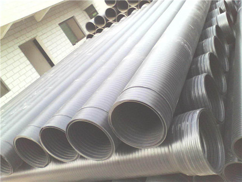武汉中空壁缠绕管生产