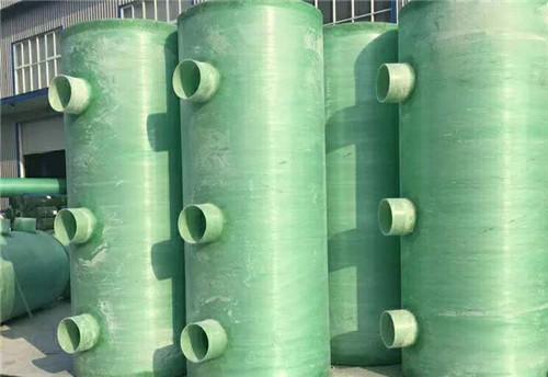 武汉玻璃钢化粪池厂家定做