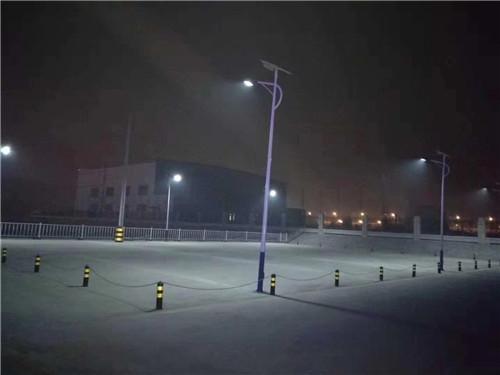武汉太阳能路灯价格