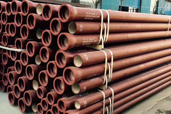 武汉铸铁管批发价格