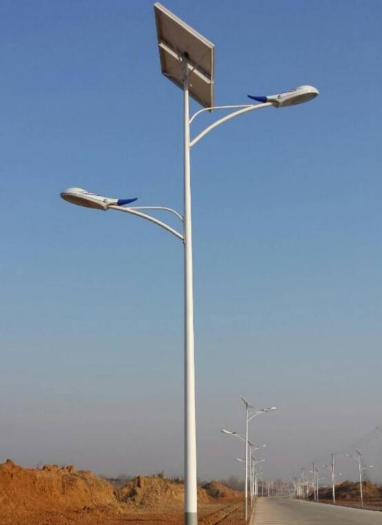 武汉太阳能路灯安装工程