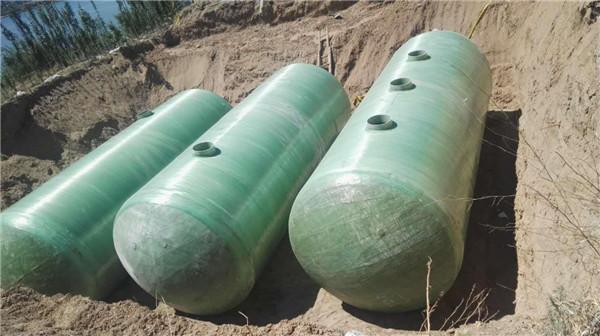 武汉玻璃钢化粪池