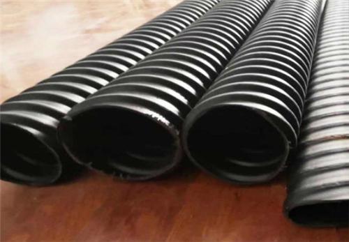 热镀锌波纹软管与塑料波纹管性能比照