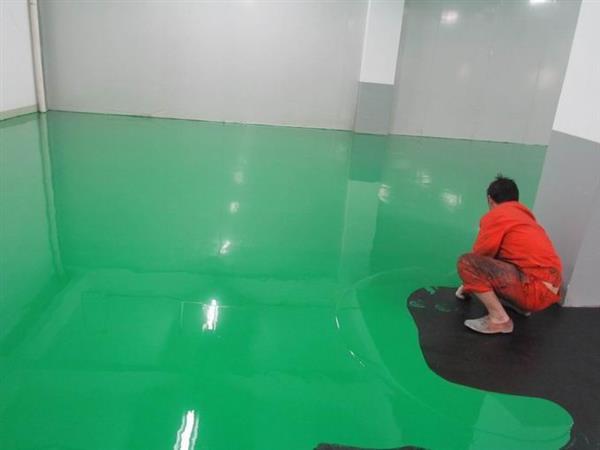 成都环氧树脂地坪