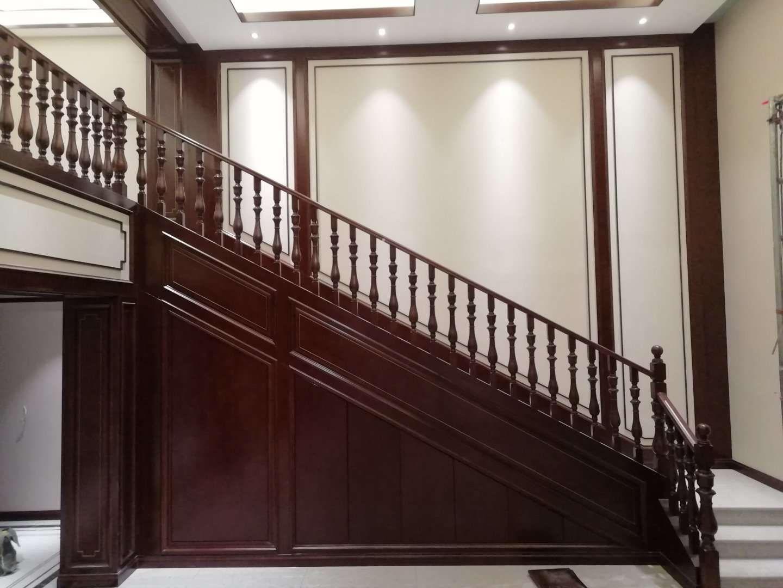 南阳颐合枫尚装修别墅整体案例展示