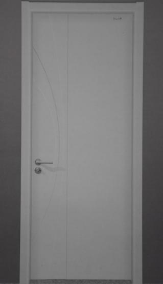 效果好 易清洁 河南烤漆门