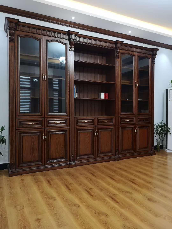御泉中式书房装修