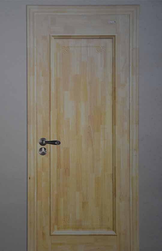 原木色材质 河南室内门 绿色健康