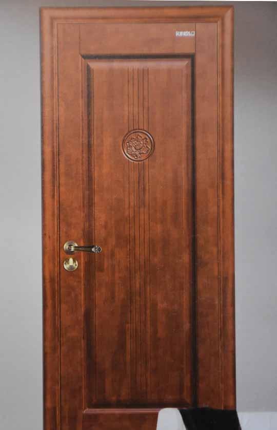 天然木材 不易变形 河南实木套装门
