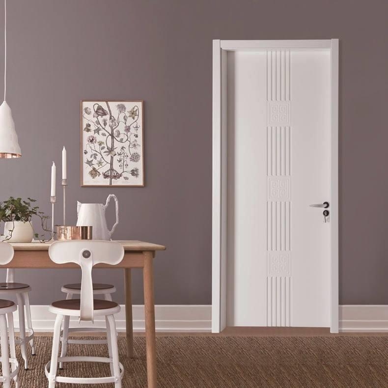 南阳豫泉门业告诉你告诉你烤漆门的优点以及缺点