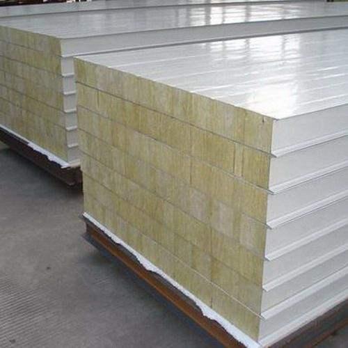 集宁岩棉夹芯彩钢板