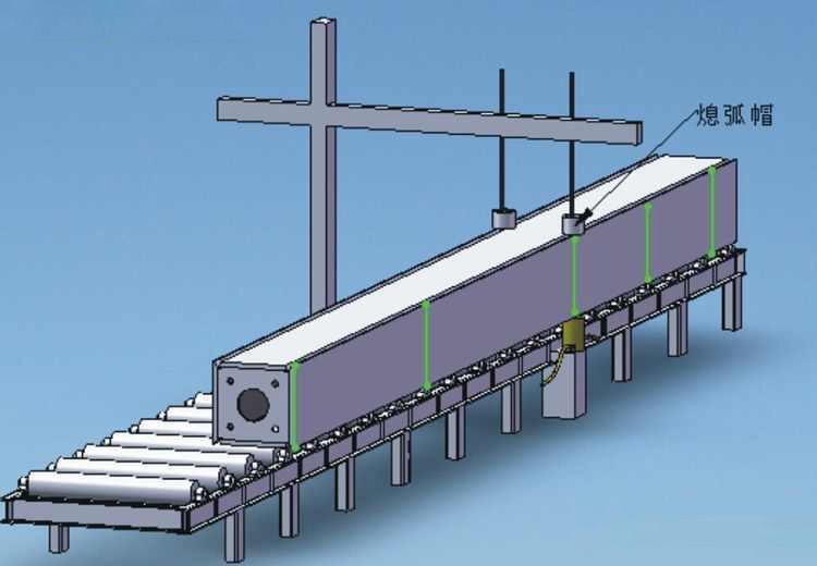 乌兰察布箱型柱钢结构构件
