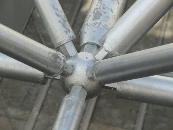 乌兰察布钢结构网架