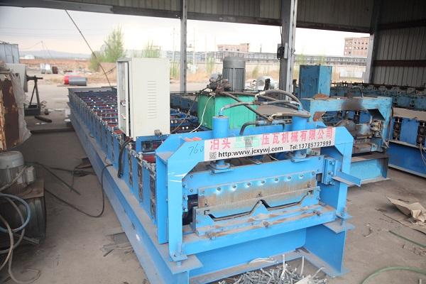 集宁彩钢板生产设备——彩钢压型机