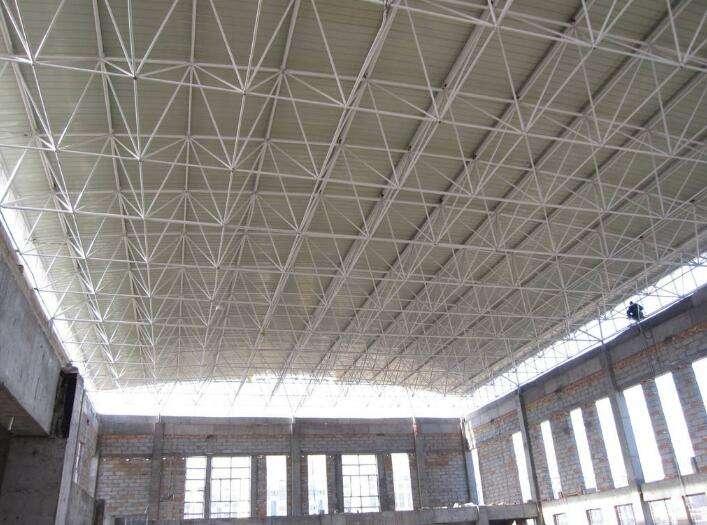 乌兰察布钢结构网架分类