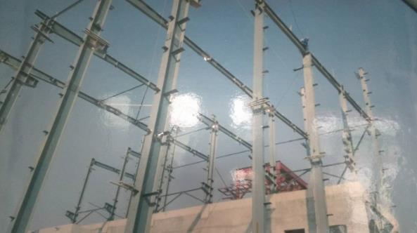 电厂项目钢结构工程