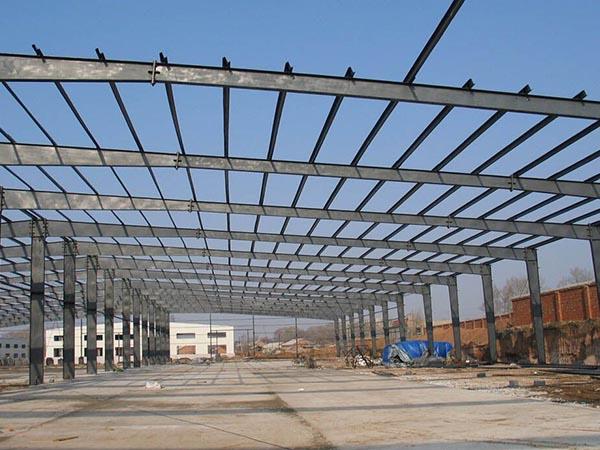 乌兰察布钢结构厂