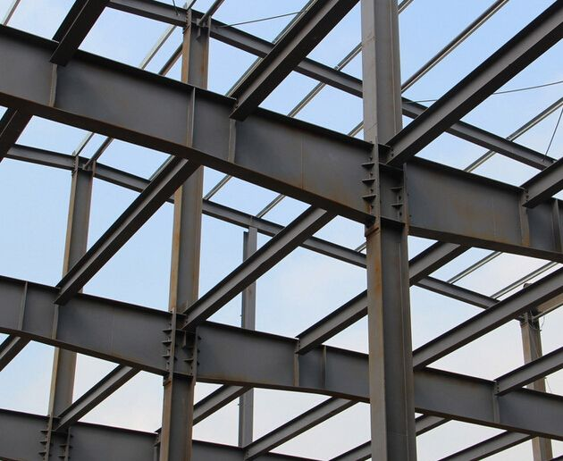 乌兰察布钢结构