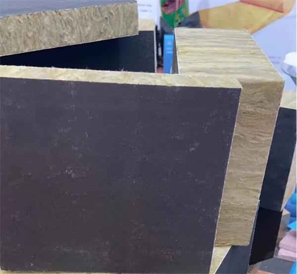 集宁岩棉复合板批发(砂浆纸型)