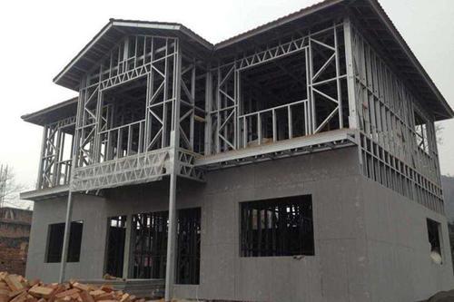 钢结构厂的发展