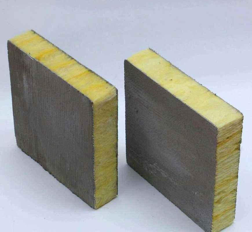 集宁岩棉复合板生产