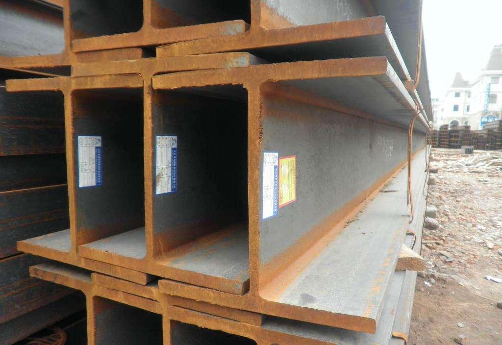 H型钢钢结构生产