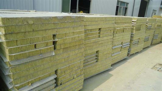 增强竖丝岩棉复合板的优势及应用