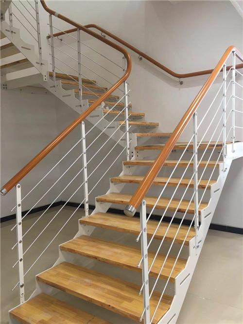 武汉钢木楼梯产品展示