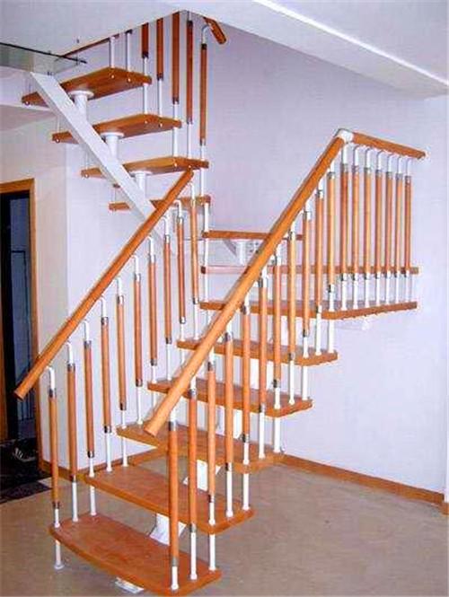 武汉钢木楼梯定制