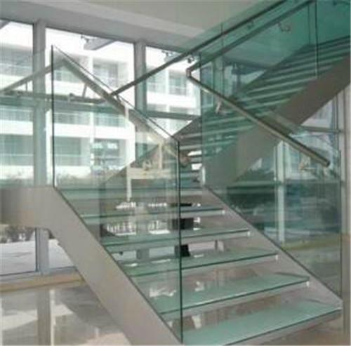 湖北玻璃楼梯