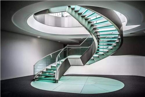 玻璃楼梯价格实惠,可定制安装