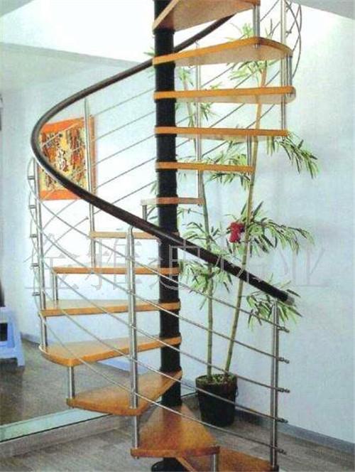 武汉旋转楼梯工程很不错