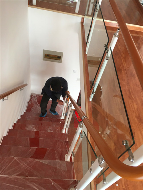 武汉玻璃楼梯
