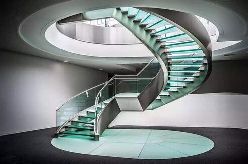 武汉玻璃楼梯扶手有哪些优点